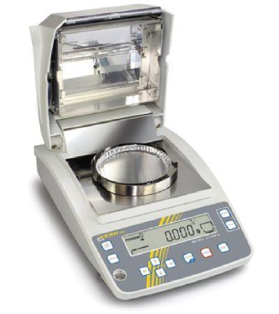 Vochtmeter DBS 60-3 60 g: 0,001g / 0,01% (04112401)