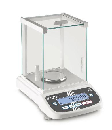Analytische balans ADJ 100-4  weegbereik 120 g / 0,1 mg (04125301)