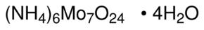 Ammoniummolybdaatopl. 100 g/l, p.a. (80013253.0500)