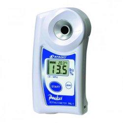 Handrefractometer PAL-22S voor honing, bereik 12 - 30% (11504422)