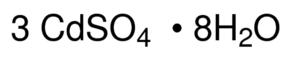 Cadmiumsulfaat-8-3-hydraat ACS reagent (403761000)