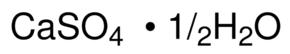 Calciumsulfaat gebrand, z.z.   (76020401.0500)