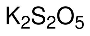 Kaliummetabisulfiet cz   (418275000)