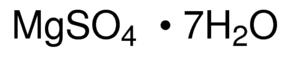 Magnesiumsulfaat-heptahydraat 99,5% p.a. (213115000)
