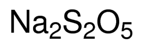 Natriumdisulfiet, droog, z.z.   (76021332.9025)