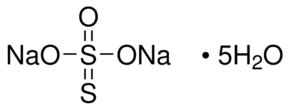 Natriumthiosulfaatopl. 0,05 M,  (0,05 N), gesteld