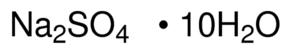 Natriumsulfaat-10-hydraat zeer zuiver (51006642.2500)