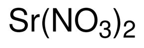 Strontiumnitraat p.a. Emsure (MERC1.07872.0250)