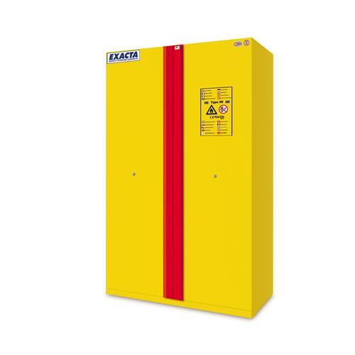 Opslagkast Fire 120 Easy geel (12605285)