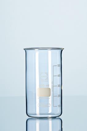 Bekerglas 100 ml hoog model zonder tuit (21117240)