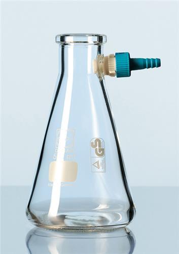 Afzuigerlenmeyer 1000 ml met kunststof olijf (21204545)