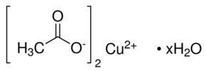 Koper(II)acetaat-1-hydraat, krist., zuiver (76021017.0050)