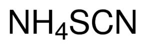 Ammoniumthiocyanaat > 99%, zeer zuiver (206500010)