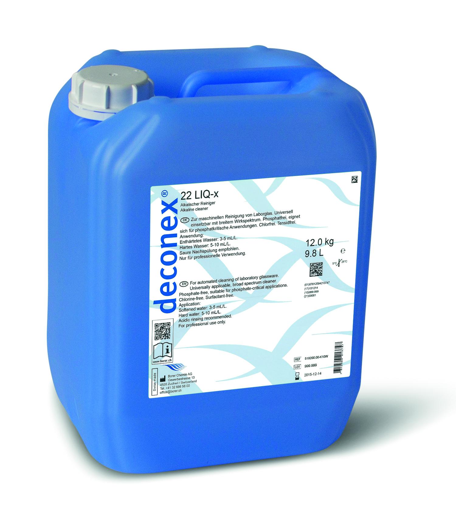 deconex® 22 LIQ-x, vloeibaar   (63050549.9012)