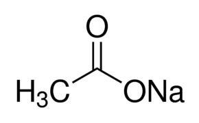 Sodium Acetate watervrij, R.G. Reag. A Cs, Reag. Ph.Eur. (72032319.0500)