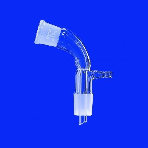 Vacuumallonges gebogen NS19/26 olijf aansluiting (24952284)