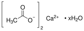 Calciumacetaat-hydraat 94% Ca (MERC1.09325.0500)