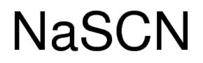 Sodium Thiocyanate, 98%, A.C.S . Reagent (72251410.0100)