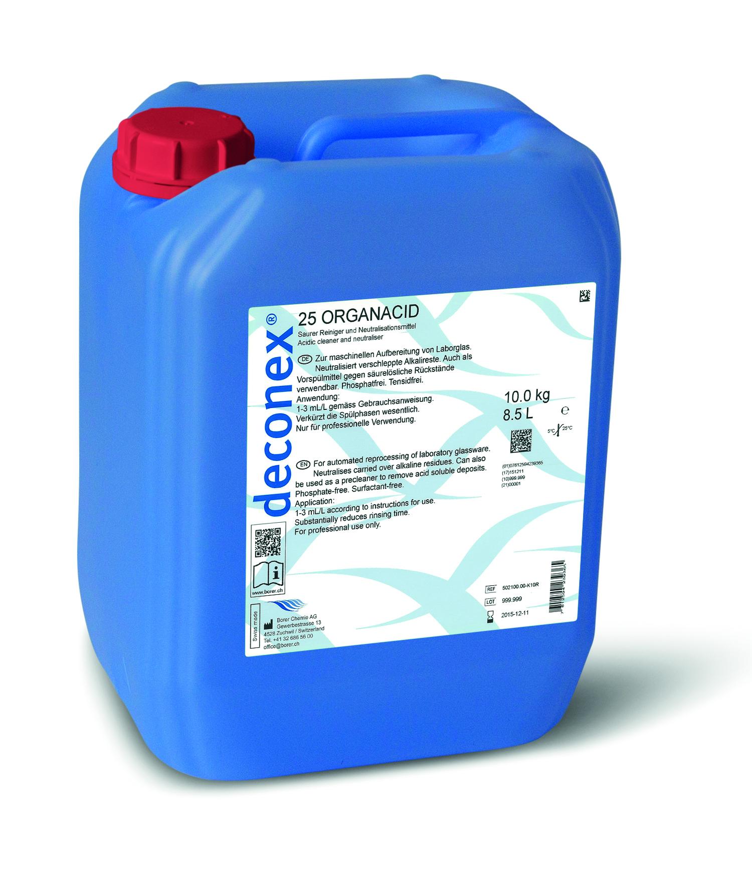 deconex® 25 ORGANACID neutralisator, vloeibaar (63050551.9010)