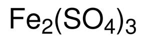 IJzer(III)sulfaat x hydraat gedroogd min 73% IJzersulfaat (79080691.0100)