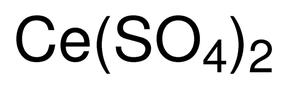 Cerium(lV) sulfaat 0,1 mol/l (0,1N) (181249.1611)