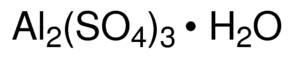 Aluminiumsulfaat-x-hydraat, gekrist., techn. (76050097.9025)