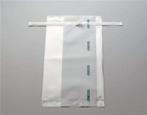 Monsterzakjes (PE) Safetytabs 76x178mm, 150ml,m.schrijfvlak (37801502)