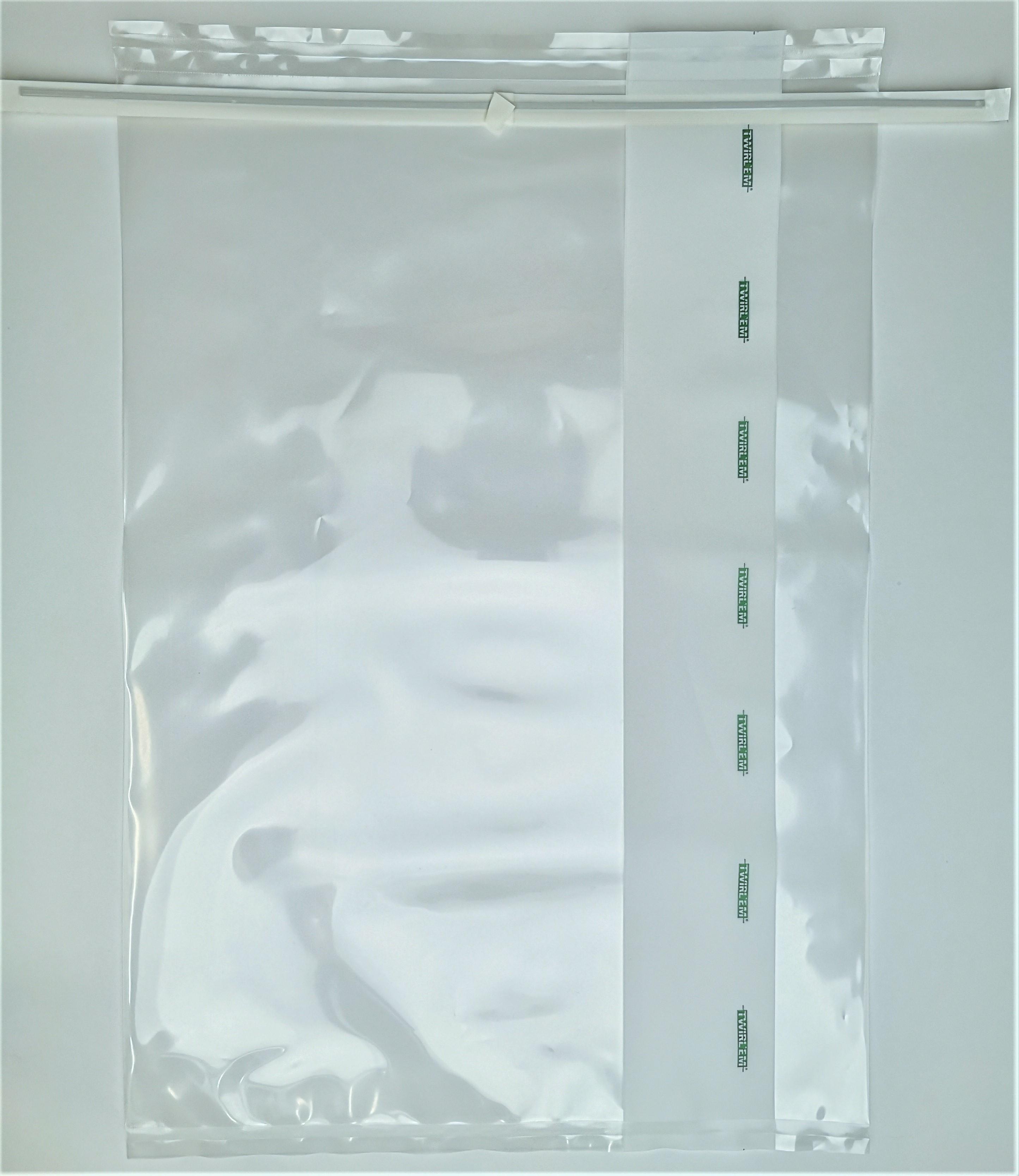 Monsterzakken (PE), 382x508mm, 12L,s.tabs,flat/flat,schrijfvl (37803014)
