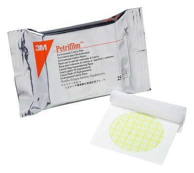 Petrifilm Environmental Listeria plaat (71306447.0001)