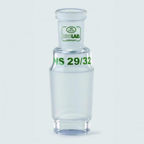 Overgangsstuk, huls NS29/32 kern NS34/35, Boro 3.3 (LLG6243586)