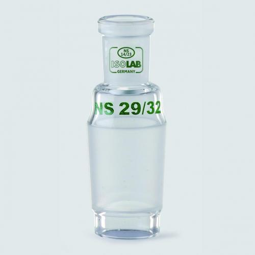 Overgangsstuk, huls NS14/23, kern NS24/29 Boro 3.3 (LLG6243582)