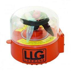 LLG microcentrifuge uniCFUGE 2/5 voor 5 ml tubes (41263515)