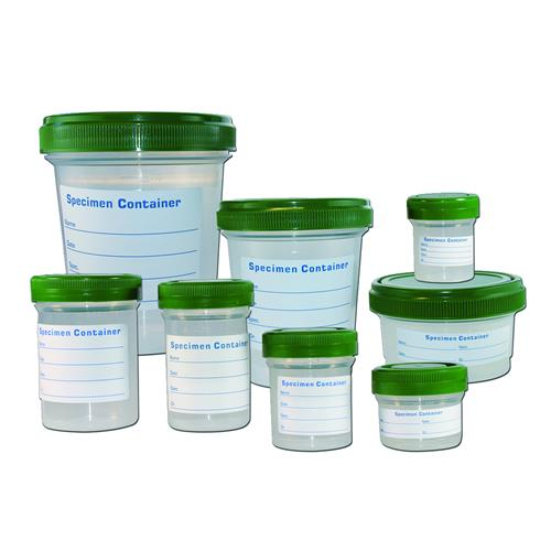 Monsterpot 120 ml, PP, met HDPE schroefdop en label (41265653)