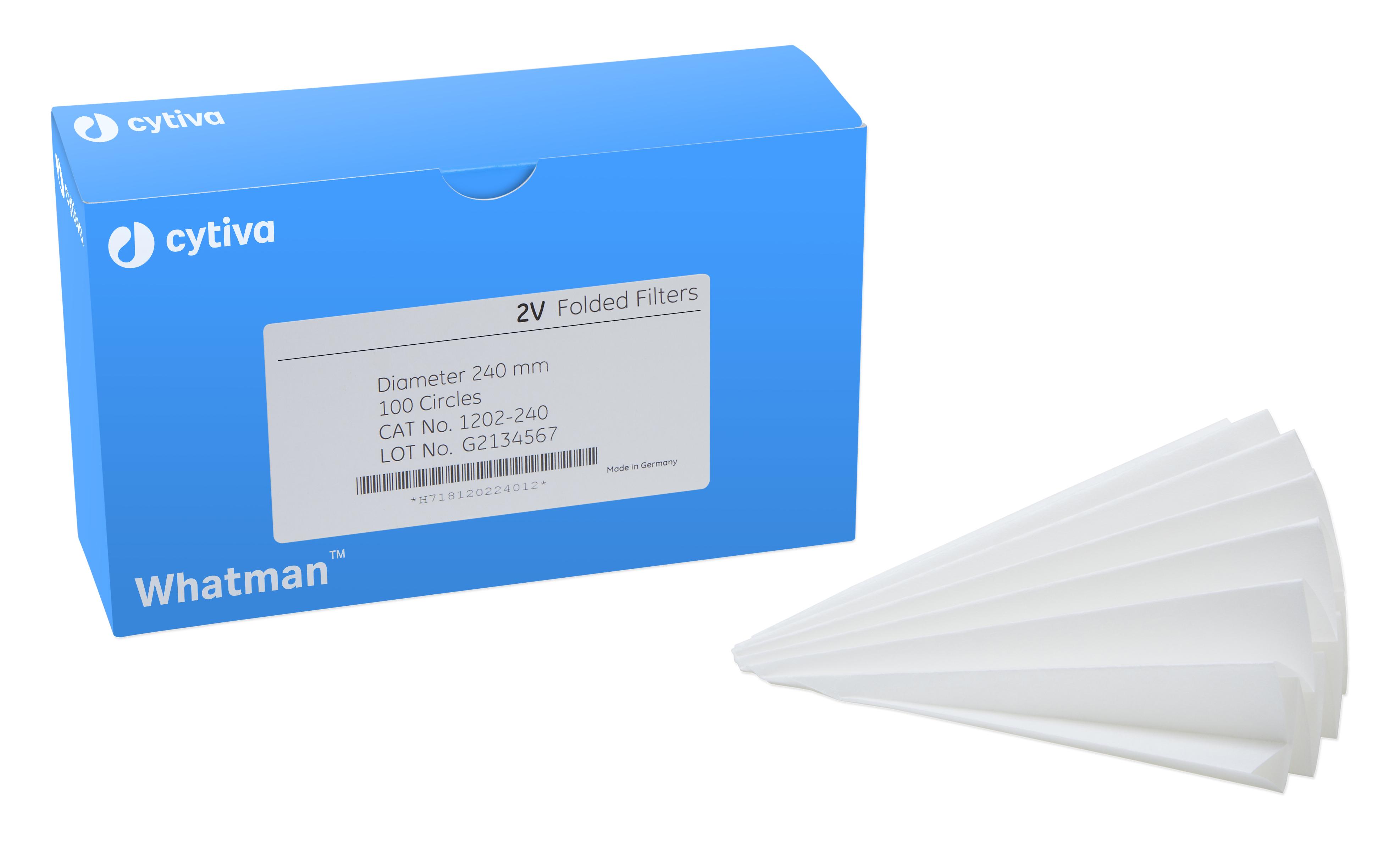 Vouwfilters 2v, Ø 320 mm, deeltjesretentie 8 µm (20901306)
