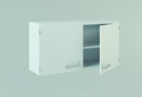 Hangkast wit met 2 deuren 1500x630x350 mm (LLG4658957)