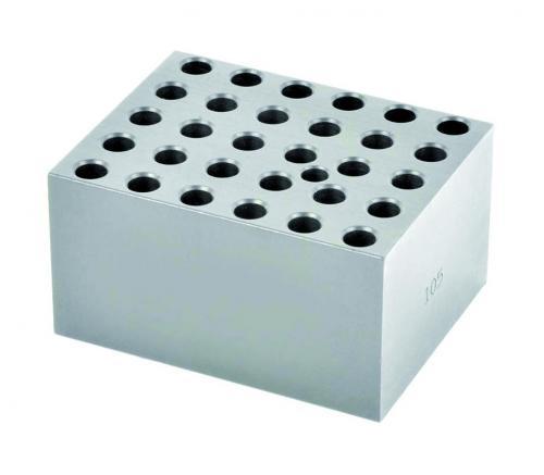 Blok voor blokthermostaten 20 mm buizen, 8 plekken (LLG4659838)