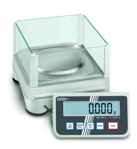 Precisiebalans, 2500 gr weegbereik, 0,01 gr nauwkeurig (04113301)