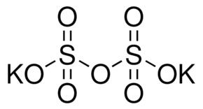 Kaliumpyrosulfaat, poeder, pro analyse (51005107.1000)