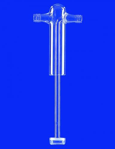 Opzet gaswasfles vlg Drechsel glasfilter por.1, schroefverb. (24955094)
