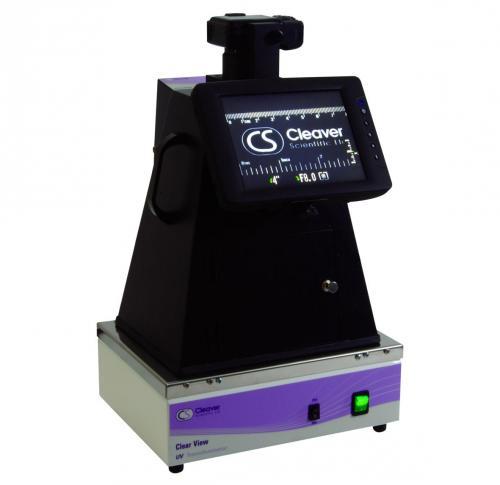 Compact gel-documentatiesysteem voor Gel-documentatiesysteem microDOC met UV-transilluminator