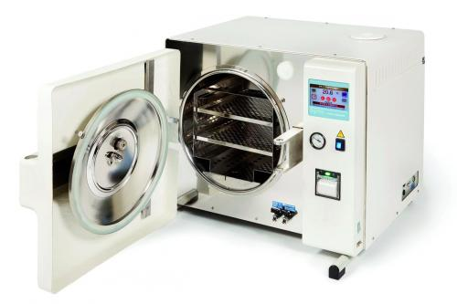 Horizontale tafelautoclaaf AH-21-L, m. software en printe (LLG6287793)
