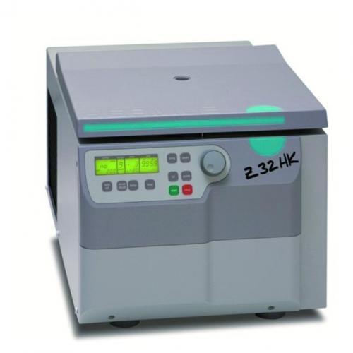 Hoogtoerige centrifuge Z 32 HK voor Hoogtoerige koelzentrifuge Z 32 HK
