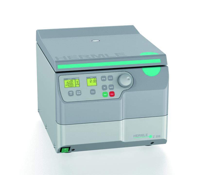 Centrifuge Z-306 Hermle   (LLG6255833)