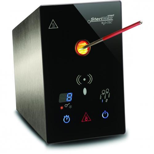 Sterimax Smart IR oven met kwartzglas uitgloeibuis (LLG6261507)