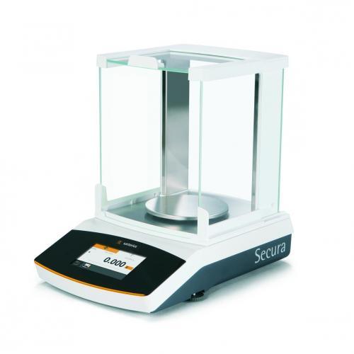 Precisiebalans Secura 224-1S 220g, 0,1mg, weegplaat 90 mm (04341005)