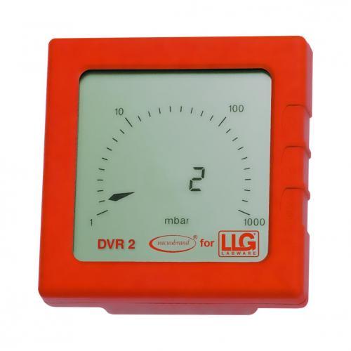 LLG vacuümmeter DVR 2 Pro 1080-1 mbar, analoog, digitale (41263582)