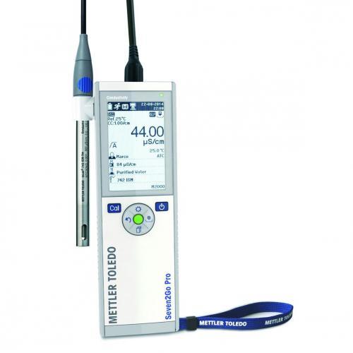 S7-Field kit voor Geleidbaarheidsmeters Seven2Go™ pro S7