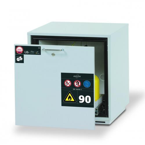 Extar inlegplaat voor model UB90.060.110.2T voor Onderbouwkasten