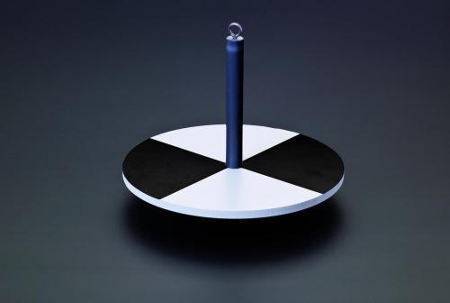 Secchi-zichtschijf, Ø 250 mm, met oog, zonder zinklijn voor Secchi-zichtschijf