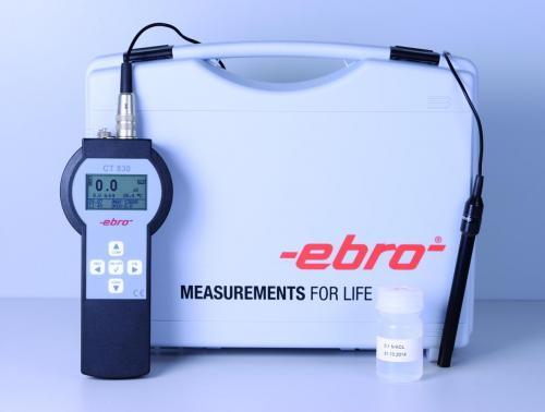 AT 830 C geleidbaarheidssensor voor CT 830, 3 mm voor Geleidbaarheidsmeter CT 830